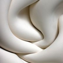 """Continencia,"" clay art detail, by Jeannine Marchard. (Direct website link embedded within.)"
