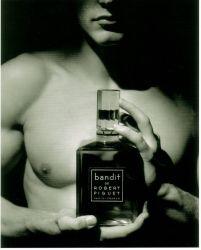 Vintage Bandit ad via Pinterest.