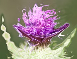 """Bruno Paolo Benedetti, """"Lilac Shades"""" at absolutearts.com (Direct website link embedded within.)"""