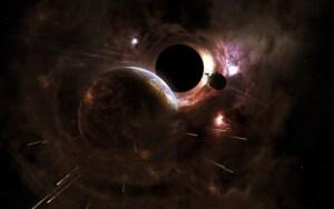 Black hole. Source: pics-about-space.com
