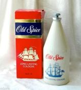 Vintage Old Spice via eBay.