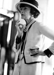 Coco Chanel. Source: vogue.co.uk