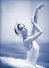 Evgenia Obraztsova of the Bolshoi. Photo source: dance.net