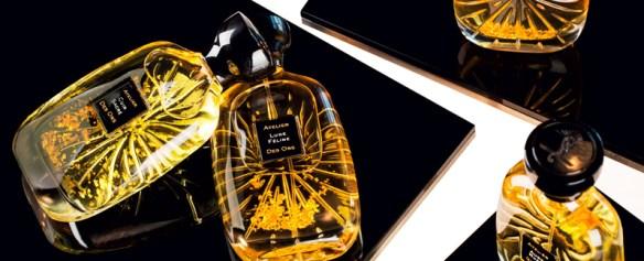 Atelier des Ors fragrances. Source: Fragrantica.