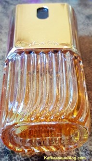 1985 vintage Shalimar parfum, 8 ml atomiser spray bottle. Photo: my own.