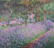 Monet painting via Pinterest.