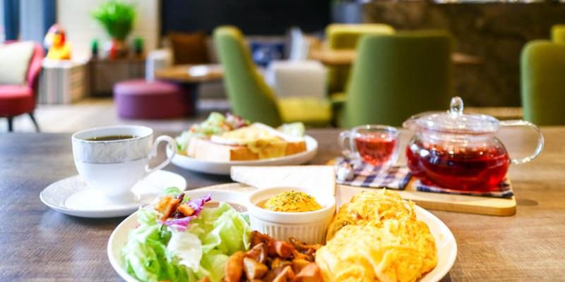 【台北松山】喜鵲咖啡 Magpie Café 典雅氣氛的輕食民生社區早午餐推薦