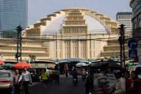 Der Grand Mache de Phnom Penh