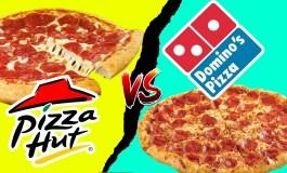 Pizza Hut vs Domino's - Ποια είναι η καλύτερη;