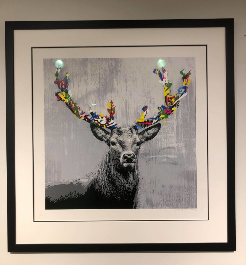 The Stag- Martin Whatson