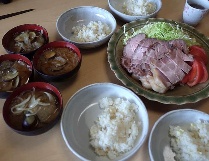 豚ロース肉のアリスタ