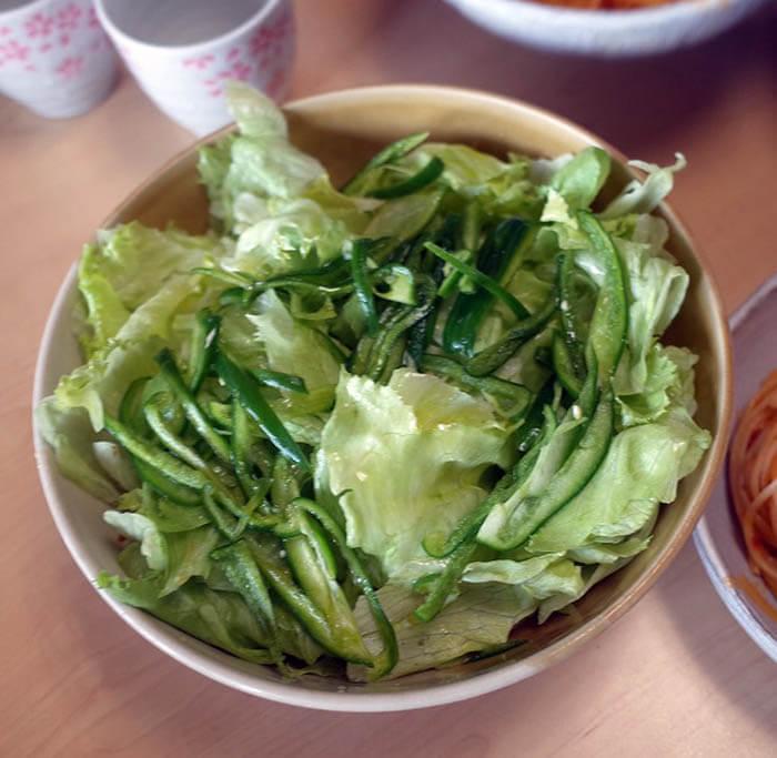 塩豚と白いんげん豆のパスタ