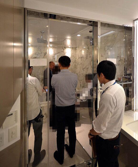 浴室の取り扱い説明