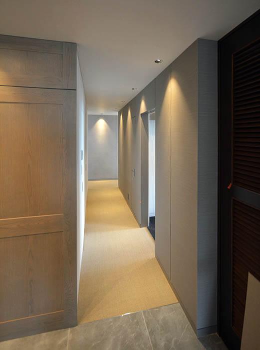 ヴィンテージマンションの廊下リフォーム