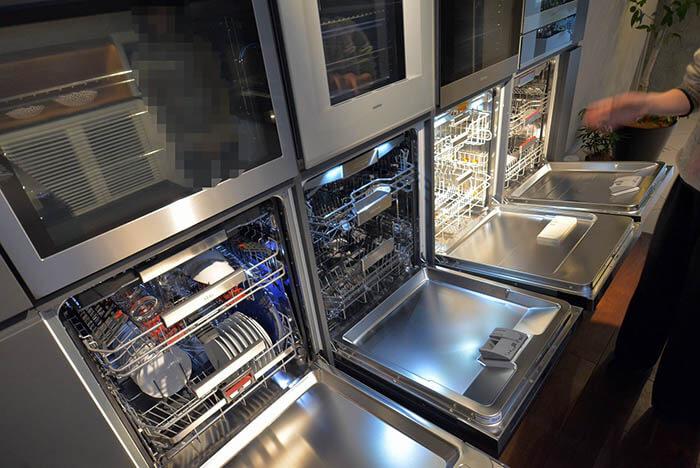 欧州製食洗器比較