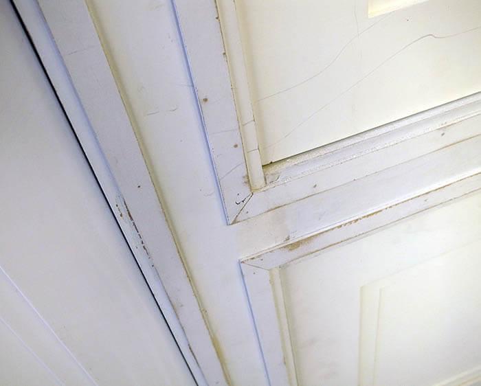 塗装用パネル壁の下地