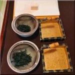 春の日本茶カフェ