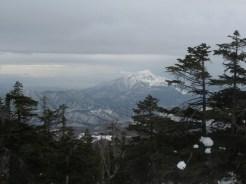 西大嶺からの磐梯山