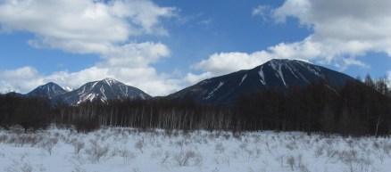 太郎山が良く見える