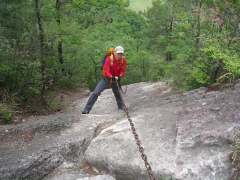 猿岩に挑戦