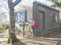 菰釣避難小屋