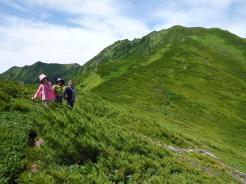 北海道らしい雄大な風景