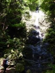初見参の北の入滝も立派