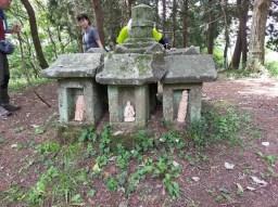 浅間山の木喰