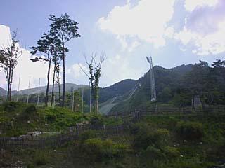 韓国スキージャンプを訪ねて2