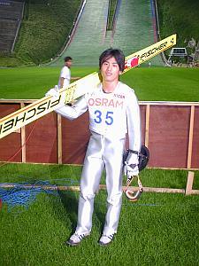 韓国スキージャンプを訪ねて5