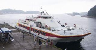 対馬-釜山の国際航路