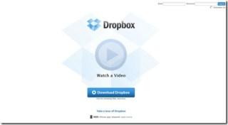 Dropbox導入