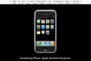 iPhone発表