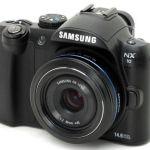 サムスン、独自マウントのレンズ交換式デジタルカメラ発表
