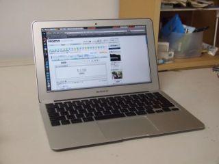MacBookAir買いました。