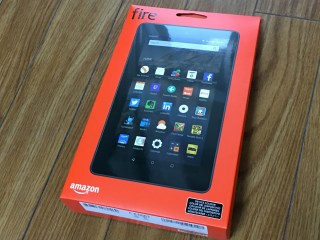 Amazon KindleFire購入