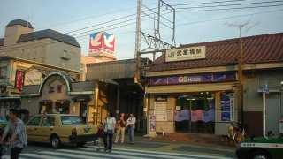 武蔵境駅今昔3