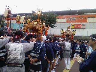 氷川神社祭礼