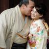 琴奨菊の『家族』~嫁(画像)との結婚披露宴はいつ?子供は?
