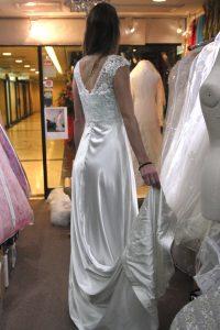 Ka@Gi Weddings 訂造婚紗過程 – 2nd Fitting