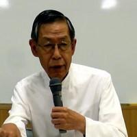 第24回夏期集中講座第4日の竹山神父