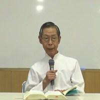 第24回夏季集中講座最終日の竹山神父