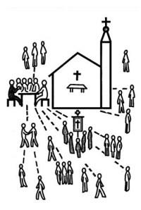 小教区評議会中心の教会