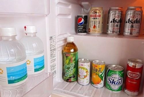 シェラトン 宮崎 冷蔵庫