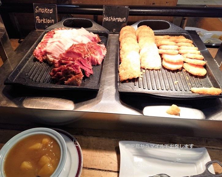 ホテル ジェン マニラ 朝食