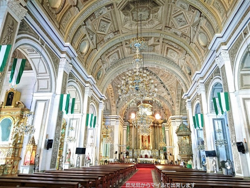 サンオーガスチン教会 マニラ