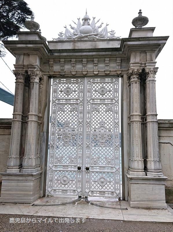 ベイレルベイ宮殿 イスタンブール