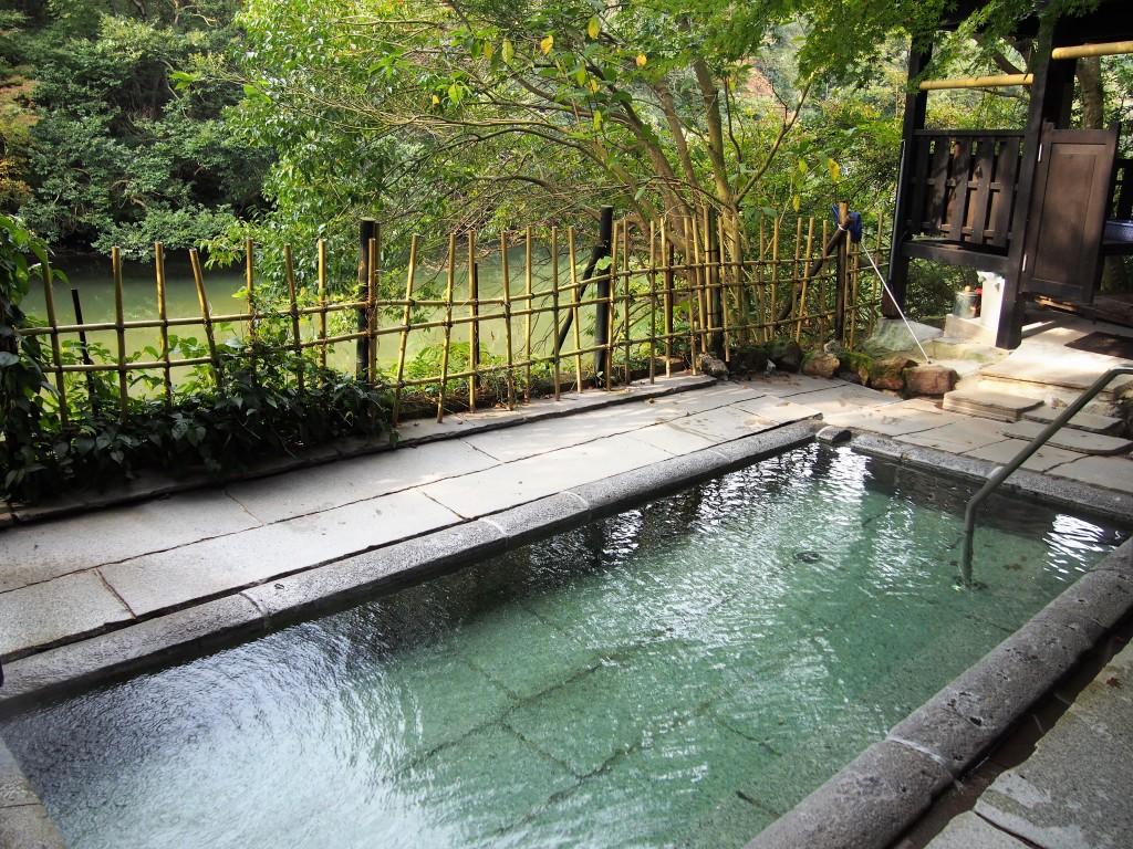 hot spring of midoriso