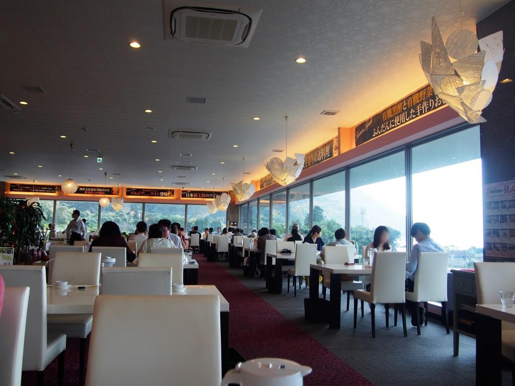 黒酢の里「桷志田」のレストラン
