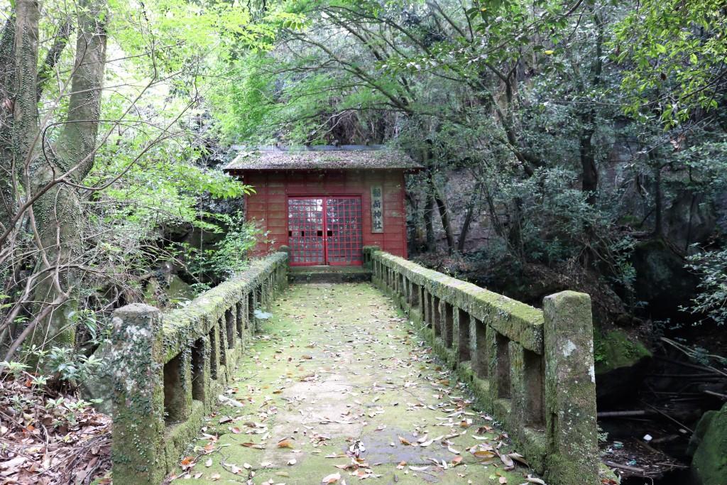 稲荷神社(慈眼寺公園)